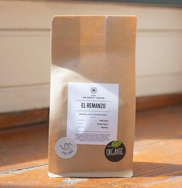 Taze Kavrulmuş Nitelikli Kahve